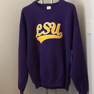 Other - VintageLouisiana State University pull over
